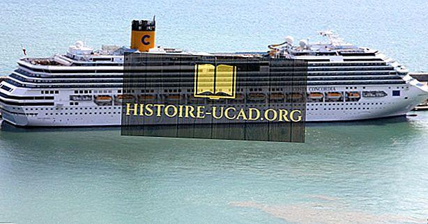 verden fakta - De værste maritime katastrofer i moderne tid