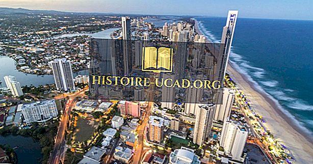 Najvišje stavbe v Oceaniji