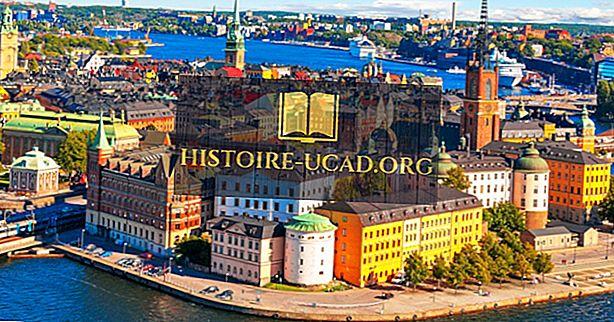 ما هي عاصمة السويد؟
