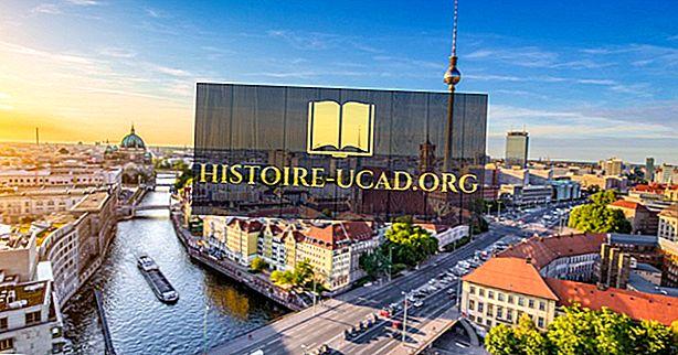 Co je hlavním městem Německa?