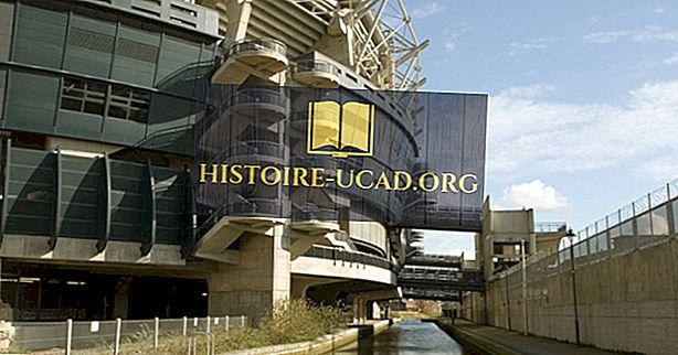 Les plus grands stades accueillant des manifestations sportives gaéliques