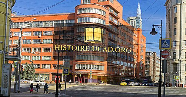 Kunstbevegelser gjennom historien: Konstruktivisme