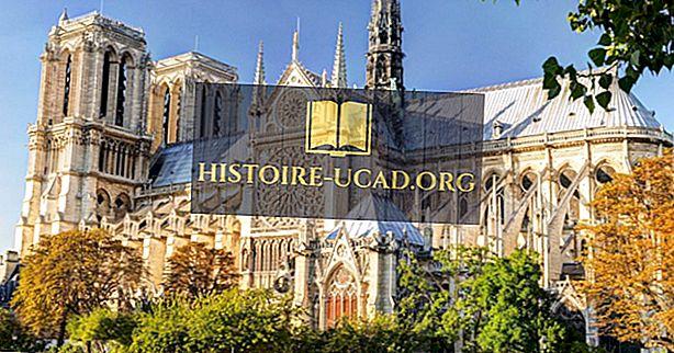 المباني المعمارية في العالم: كاتدرائية نوتردام
