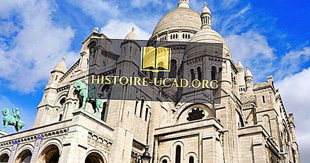 Architektonicky významné budovy světa: Bazilika Sacre-Coeur de Montmartre