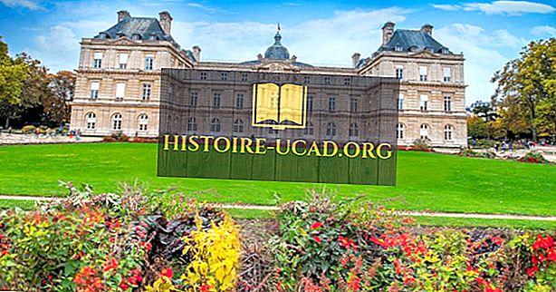 Архітектурні будівлі світу: Люксембурзький палац