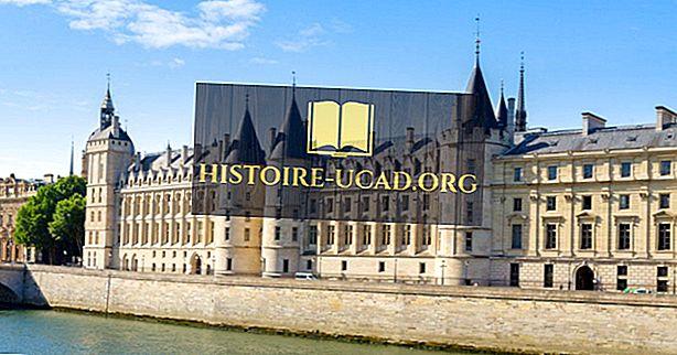 Arhitekturne zgradbe sveta: Conciergerie