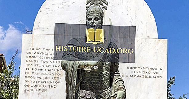 Khi nào đế chế Byzantine sụp đổ?