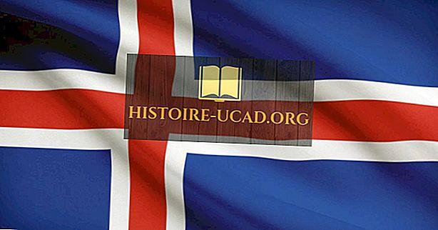 Kaj je prestolnica Islandije?