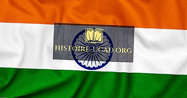 Que signifient les couleurs et les symboles du drapeau national de l'Inde?