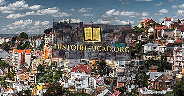 Mikä on Madagaskarin pääkaupunki?