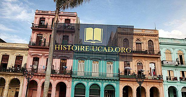 Mikä on Kuuban pääkaupunki?