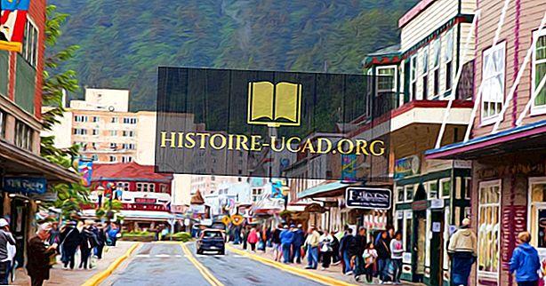 Qual é a capital do Alasca?