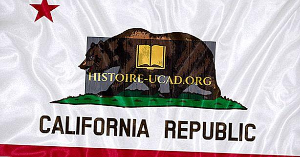 Каква е столицата на Калифорния?