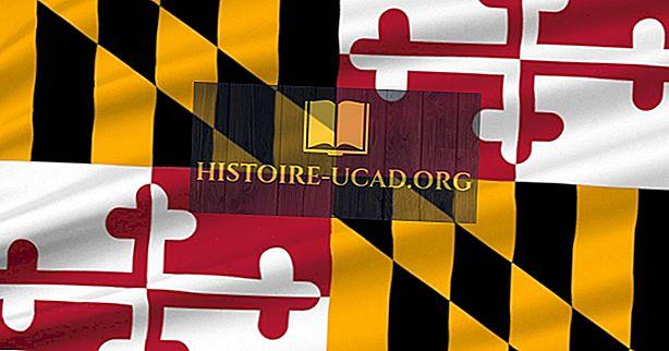 Was ist die Hauptstadt von Maryland?