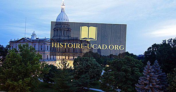Каква е столицата на Мичиган?