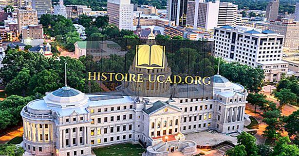 Какво е столицата на Мисисипи?