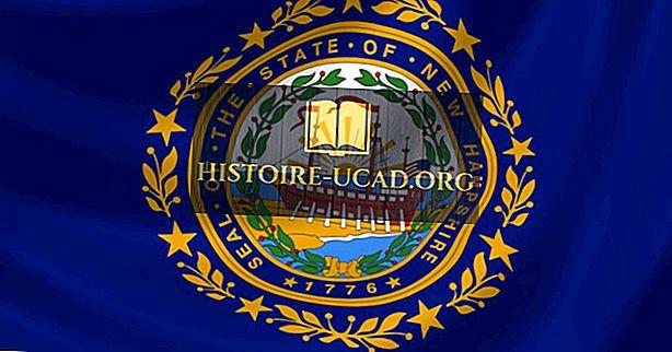 Kas yra New Hampshire sostinė?