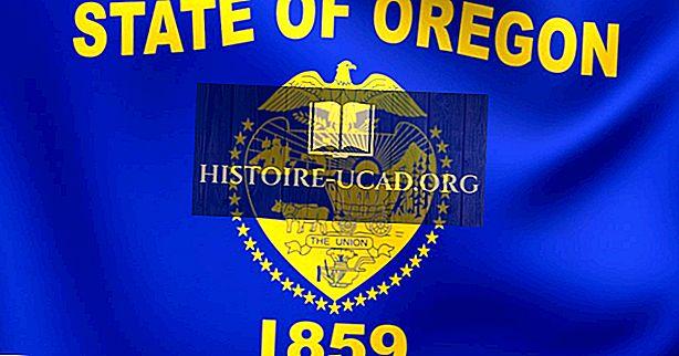 Što je glavni grad Oregona?
