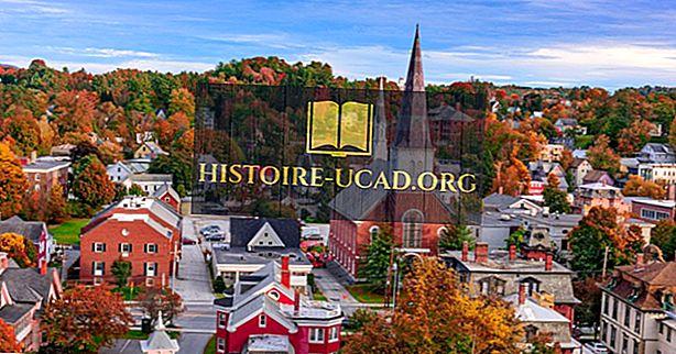 Apa Ibukota Vermont?