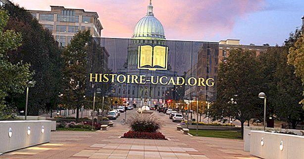 Какво е столицата на Уисконсин?