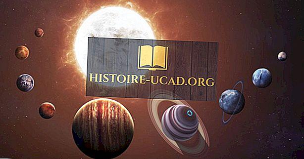 Колко стара е слънчевата система?