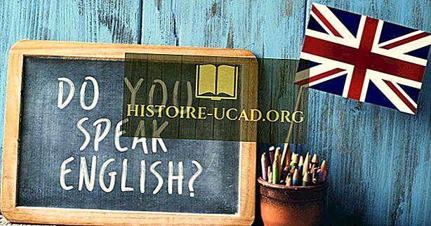 Hvilke sprog tales i Storbritannien?