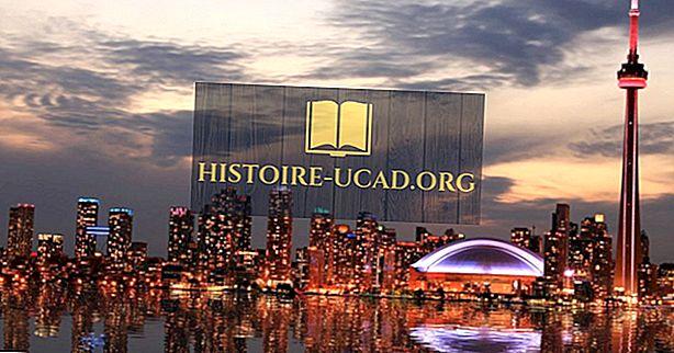 Ποια είναι η πρωτεύουσα του Οντάριο;