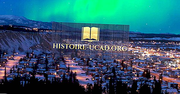 Kas yra Yukon sostinė?