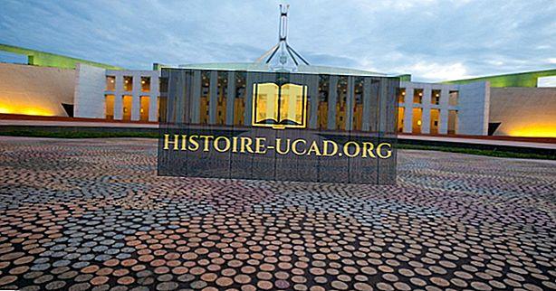Что такое столица австралийской столичной территории?