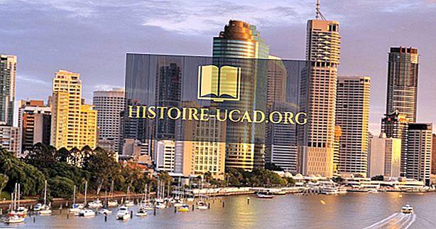 Hvad er hovedstaden i Queensland?