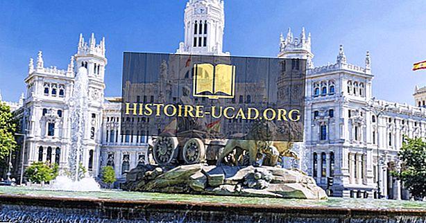 Najbolj poseljene province v Španiji