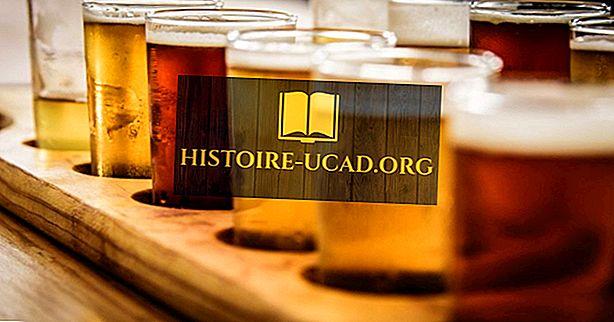 hechos mundiales - ¿Qué estado tiene la mayoría de las cervecerías artesanales?