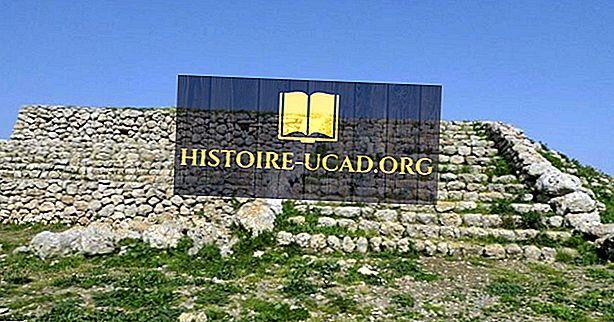 hechos mundiales - Lugares de culto más antiguos aún en pie
