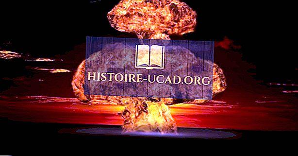 Meest krachtige bommen in de geschiedenis