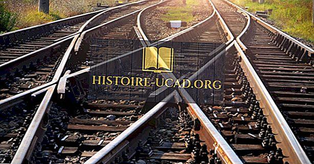 Najsmrtonosnije željezničke i željezničke nesreće u povijesti