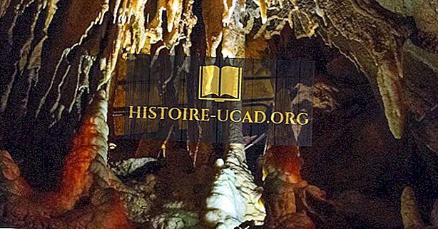 hechos mundiales - Los sistemas de cuevas más largos del mundo