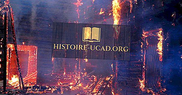 Halvimad ühtse hoone tulekahjud ajaloos