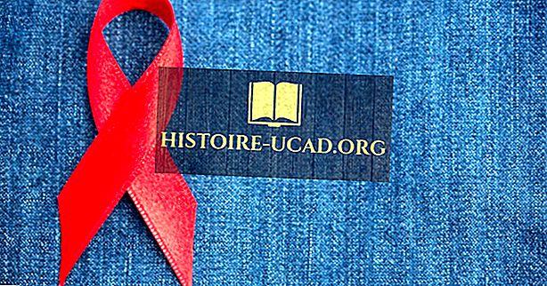 wereld feiten - AIDS-sterfgevallen in landen buiten Afrika