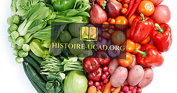 Каква е разликата между плодове и зеленчуци?