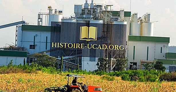 Nhiên liệu Ethanol là gì?