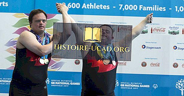 Kokie yra specialieji olimpinių žaidynių pasauliniai žaidimai?