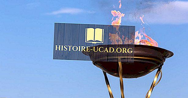 Кой е запалил олимпийския огън?