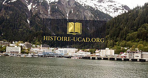 Quand l'Alaska est-elle devenue un État?