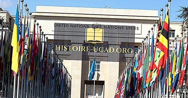 Jakie są pięć regionalnych grup Narodów Zjednoczonych?