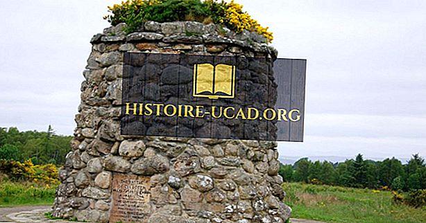 Čo bola bitka pri Culloden?