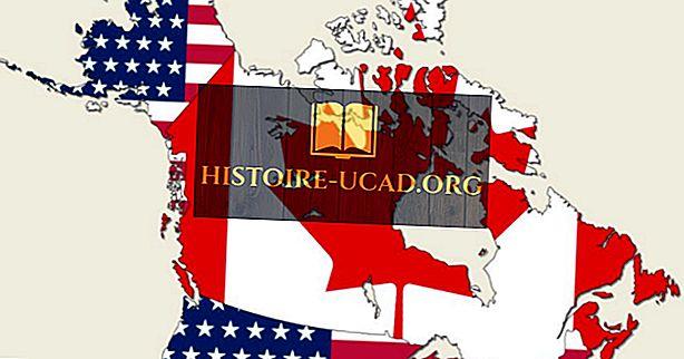 Apakah Kanada Bagian dari AS?