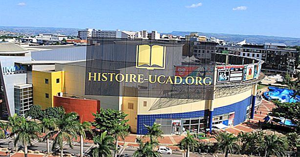 I più grandi centri commerciali in Africa