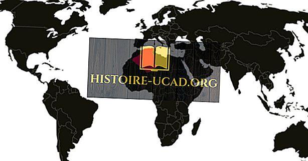 في أي قارة تقع الجزائر؟