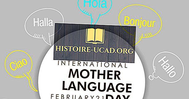 Kada ir kodėl yra švenčiama Tarptautinė gimtosios kalbos diena?