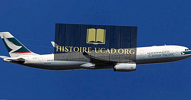 världsfakta - Säkraste flygbolag Enligt JACDEC Index